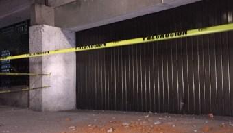 Edificios Hipódromo Condesa sufren daños sismo