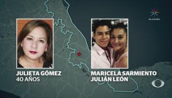 Denuncian desaparición tres jóvenes en Veracruz