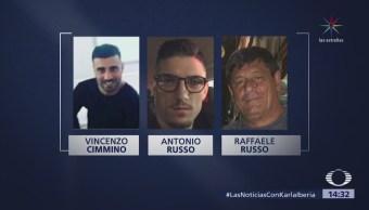 Desaparecen Tres Italianos Jalisco