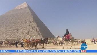 Descubren tumba de sacerdotisa del antiguo imperio en Egipto