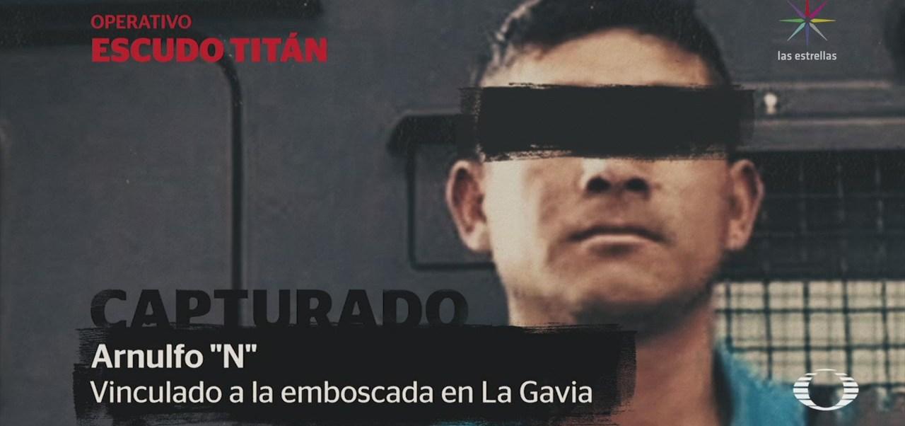 Detienen a uno de los responsables de emboscada en La Gavia