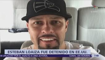 Detienen en San Diego a Esteban Loaiza por posesión de cocaína