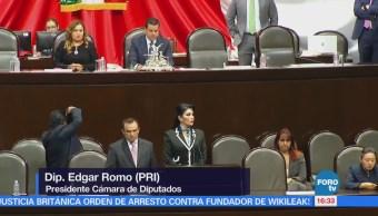 Diputados Condenan Homicidio Francisco Rojas