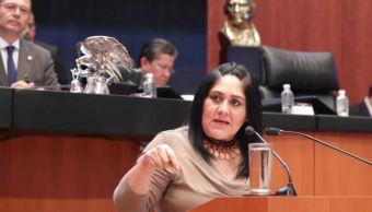Senado reconocerá a María Elena Chapa con presea 'Elvia Carrillo Puerto'