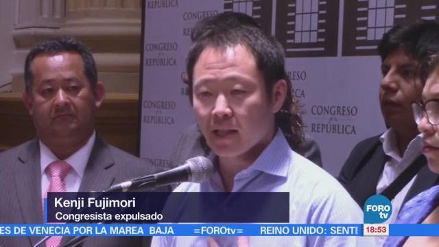 División en el fujimorismo en Perú
