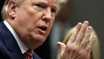 El presidente Donald Trump insiste en que los profesores deben ir armados en las escuelas de EU para proteger a los alumnos de tiroteos