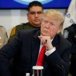 Trump quiere muro real no pequeño frontera México