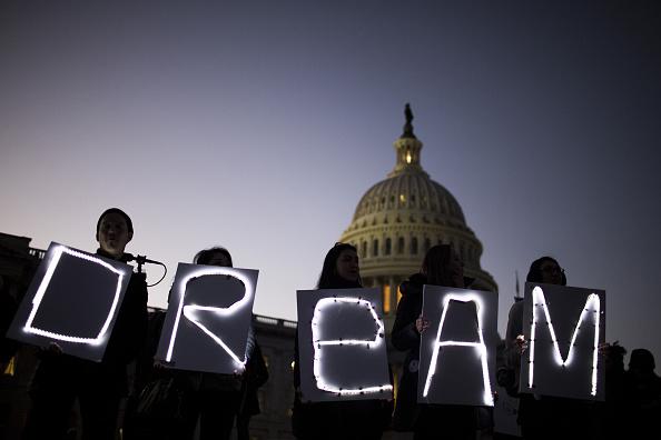 Dreamers, los migrantes más organizados y mejor empoderados