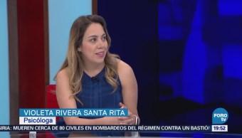 Efectos Psicológicos Sismos Psicóloga Violeta Rivera Santa Rita Efectos Psicológicos Por Sismos