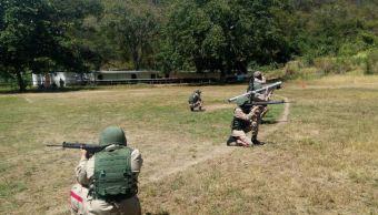 Venezuela busca recuperar respeto internacional con ejercicios militares