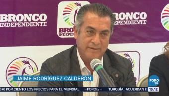 Bronco Critica Amlo Aceptar Personajes Otros Partidos