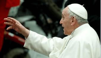 El papa condena la avidez por el dinero