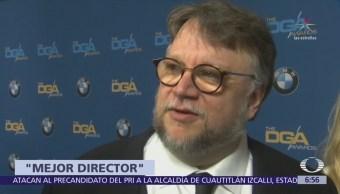 El Sindicato de Directores de EU premia a 'La Forma del Agua'