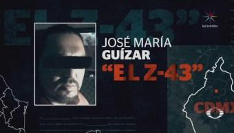 'El Z43' fue detenido en la colonia Roma