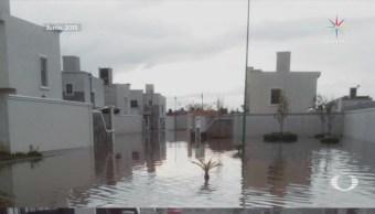 En Hidalgo, construyen fraccionamientos donde hay problemas de drenaje