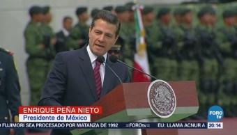EPN lamenta accidente de helicóptero militar