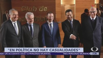 Equipo De Anaya Reitera Candidato Está Acusado Ningún Delito