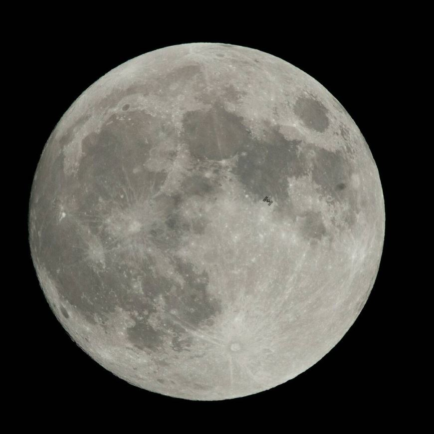 No te pierdas este fin de semana la sorpréndete Luna Azul