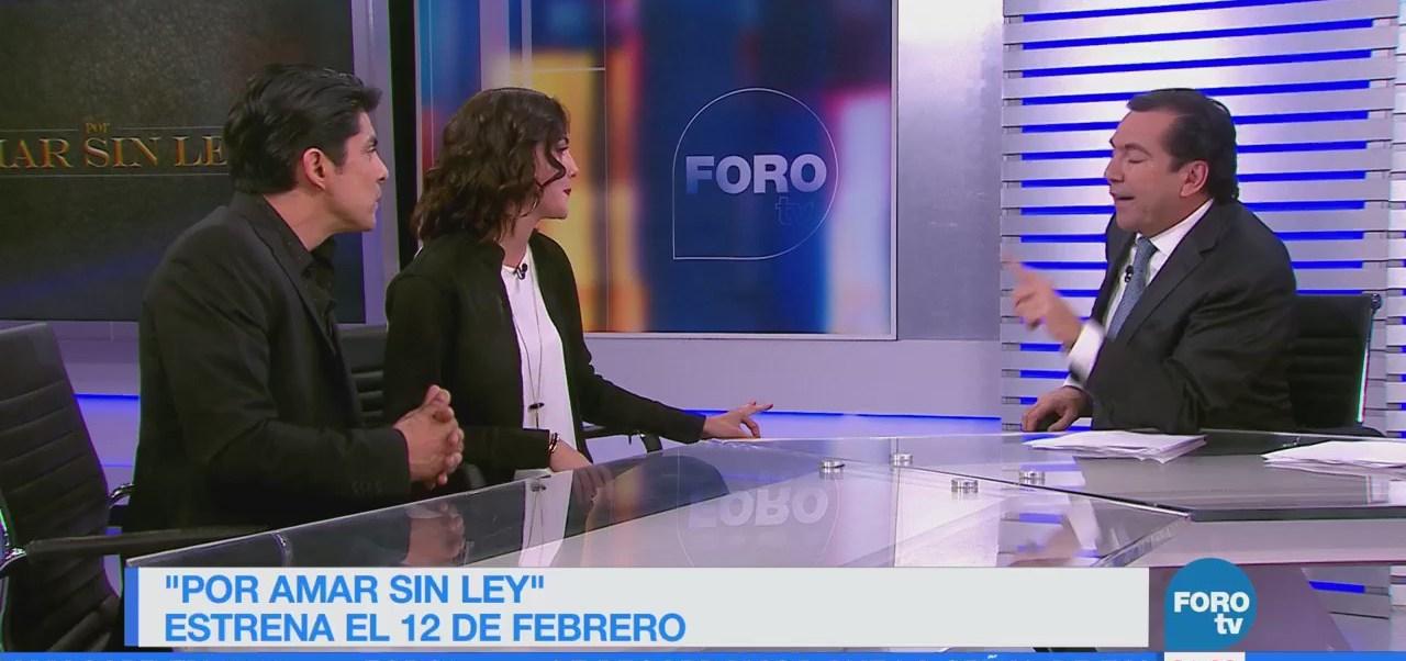 Este lunes inicia la telenovela 'Amar sin ley'