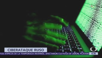 EU culpa a Rusia del ciberataque de junio 2017