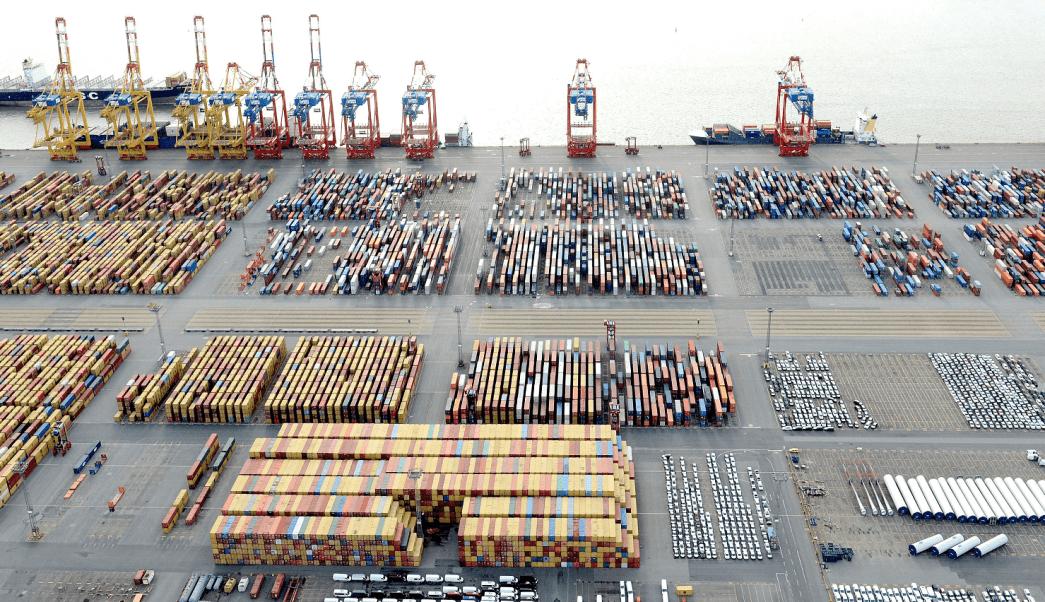 Exportaciones impulsan sólido crecimiento alemán en el cuarto trimestre