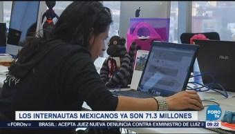 Extra Extra: Los internautas mexicanos ya son 71 millones