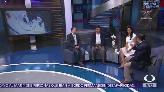 Familia, médico y abogado hablan sobre agresión a Marco Antonio Sánchez