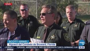 Fbi Investigará Procedimiento Interno Ataque Escuela Florida
