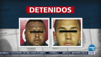 Fiscalía Edomex Detiene Dos Presuntos Atacantes Líder Pes