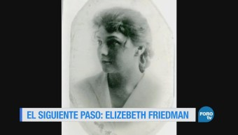 Criptógrafa Estadounidense Elizebeth Friedman Segunda Guerra Mundial