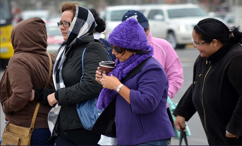 frente frío 28 mantiene bajas temperaturas en coahuila