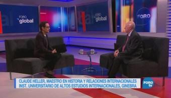 Genaro Lozano entrevista a Claude Heller