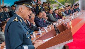 Acataremos resolución sobre Ley de Seguridad Interior: Salvador Cienfuegos