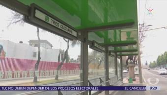 Gobierno CDMX entregará el 5 de febrero la Línea 7 del Metrobús