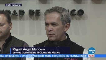 Comunicación Constante Familia Marco Antonio Mancera