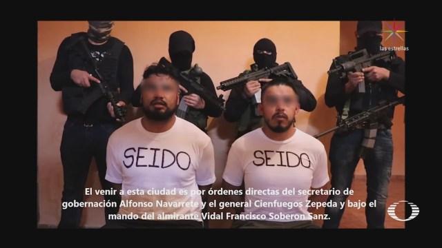 Hombres armados someten a dos agentes de la SEIDO