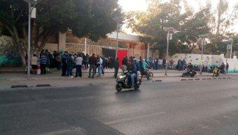 Huelga en la UABJO afecta a 25 mil estudiantes