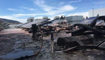 Incendio en Ciudad Judicial, en Zapopan, Jalisco, alerta a cuerpos de emergencia