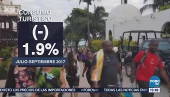 Inegi Presenta Cifras Pib Turístico Tercer Trimestre 2017