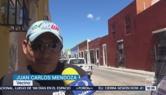 Intenso Calor Campeche Alcanzan 35 Grados