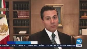 Inversión Extranjera Aumenta Confianza México Enrique Peña Nieto