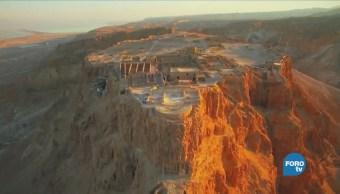 Israel Jordania Quieren Salvar Mar Muerto