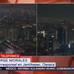 Jamiltepec, Oaxaca, reporta saldo blanco tras sismo de 6 grados