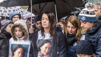 Donan vacaciones por casi tres años a madre de niña asesinada en Francia