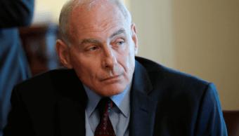 John Kelly, jefe de gabinete de la Casa Blanca