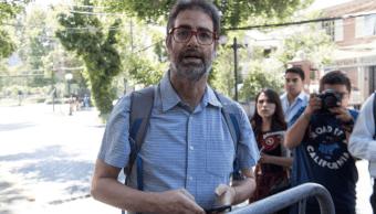 José Andrés Murillo, víctima de sacerdote pederasta