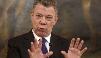 Reanudar diálogos con el ELN será difícil, asegura Juan Manuel Santos