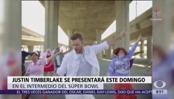 Justin Timberlake participará en el Superbowl 2018