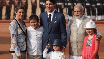Trudeau concluye visita a India, marcada por polémica invitación a independentista