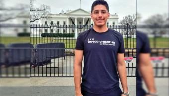 La historia de Justino Mora, dreamer que está en peligro de deportación